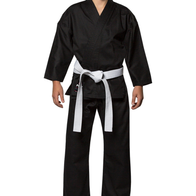 Karate_black_uniform